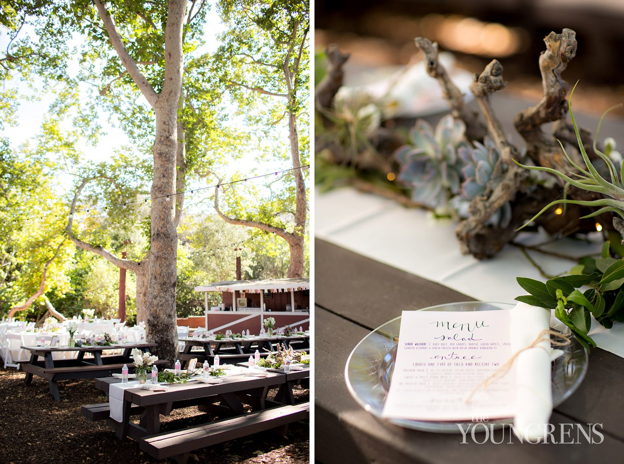 Bommer Canyon Wedding Planner